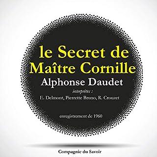 Couverture de Le secret de Maître Cornille