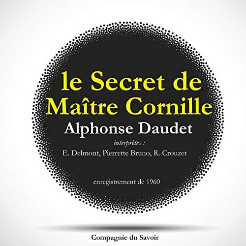 Le secret de Maître Cornille cover art