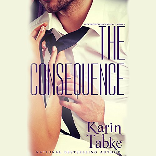 The Consequence audiobook cover art
