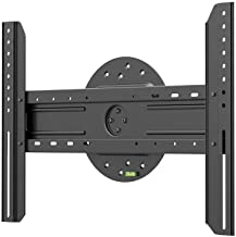 Monoprice TV Wall Mount Bracket | 360 Degree, Fixed, for TVs 37in to 70in, Max Weight 110lbs, VESA Patterns Up to 600x400 Rotating - Entegrade Series