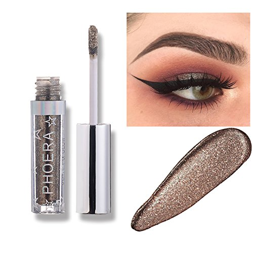 Ardorlove Shiny Diamond Symphony Water Eyeshadow Long-lasting waterproof shiny liquid eye shadow metallic pigment