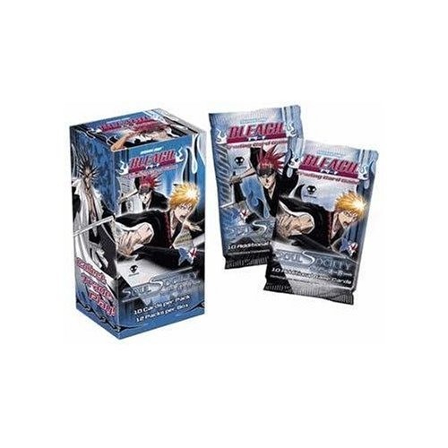 Bleach Trading Card Game Series 2 Soul Society Booster Box