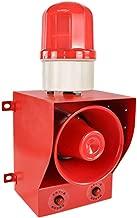 YS-05B AC110V-120V Sound Volume Adjustable Sounds and Lights Alarms Alarm for emergenc