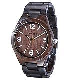 Reloj de Madera Wonbee para Hombres y...