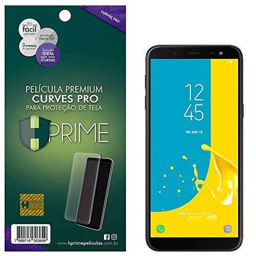 Pelicula Curves Pro para Samsung Galaxy J6, HPrime, Película Protetora de Tela para Celular, Transparente