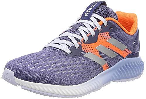 Adidas Aerobounce W, Zapatillas de Trail Running para Mujer, Azul (Indnat/Plamet/Naalre 000), 36 2/3 EU