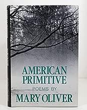 American primitive: Poems