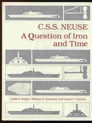 C.S.S. Neuse: A question of iron and time