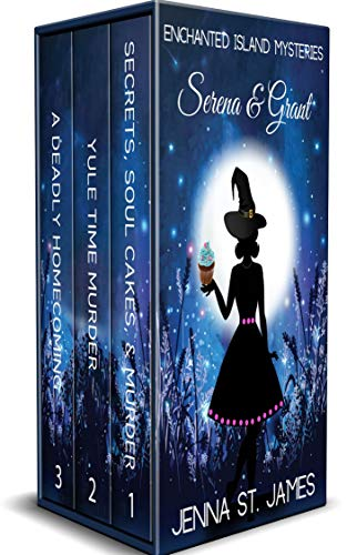 Enchanted Island Mysteries : Serena & Grant by [Jenna  St. James]