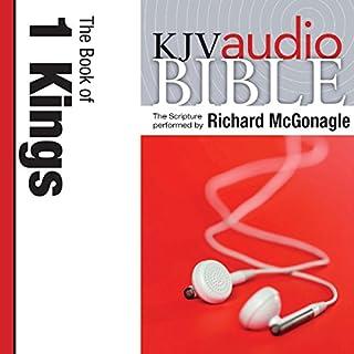Pure Voice Audio Bible - King James Version, KJV: (10) 1 Kings audiobook cover art