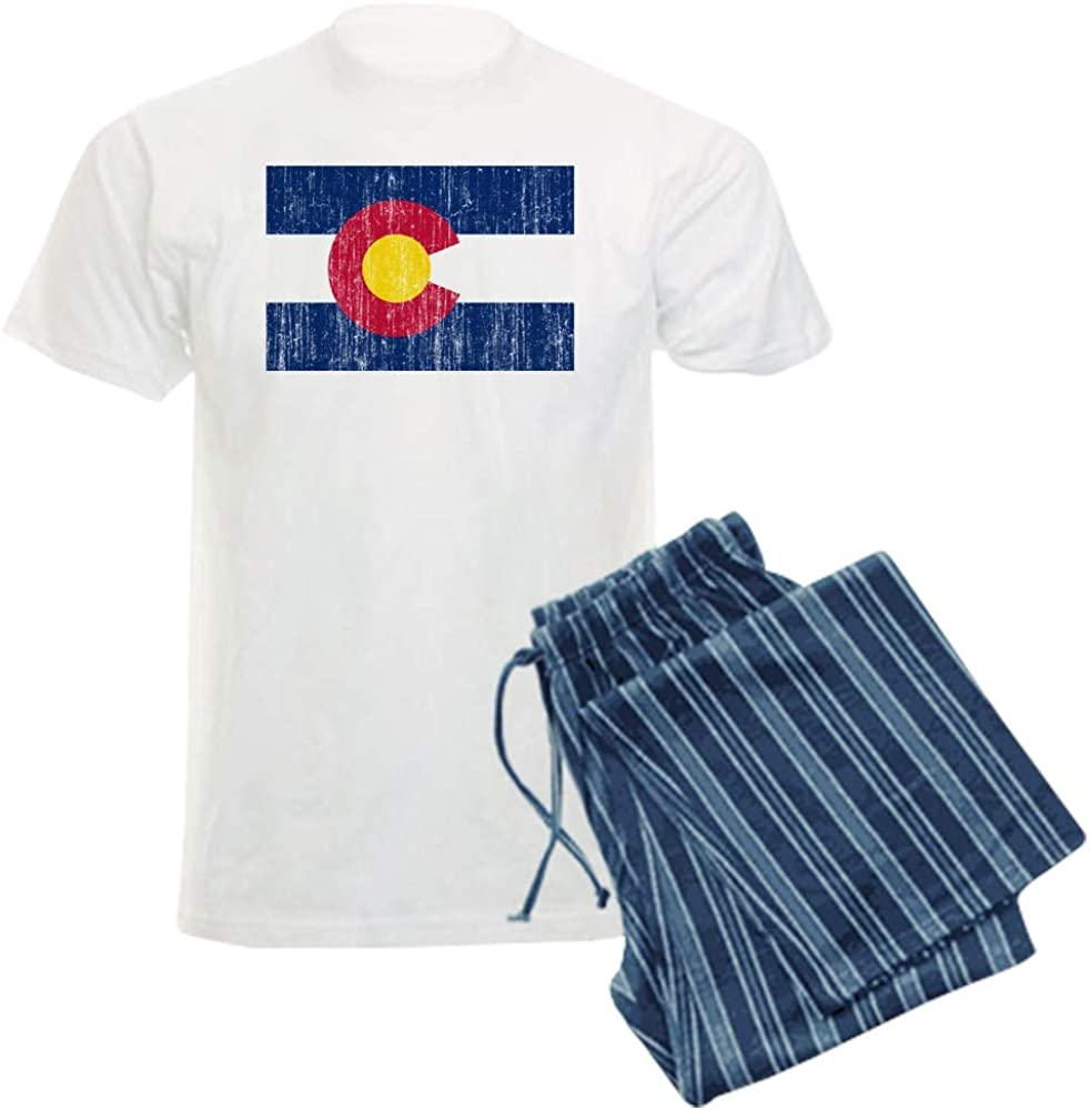 CafePress Colorado Flag Set Seattle Mall Super special price Pajama