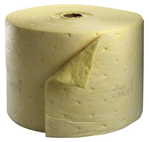 3M Chemical Sorbent Roll C-RL38150DD, Environmental Safety Product, High Capacity, 1 ea/cs (Pack of 1)