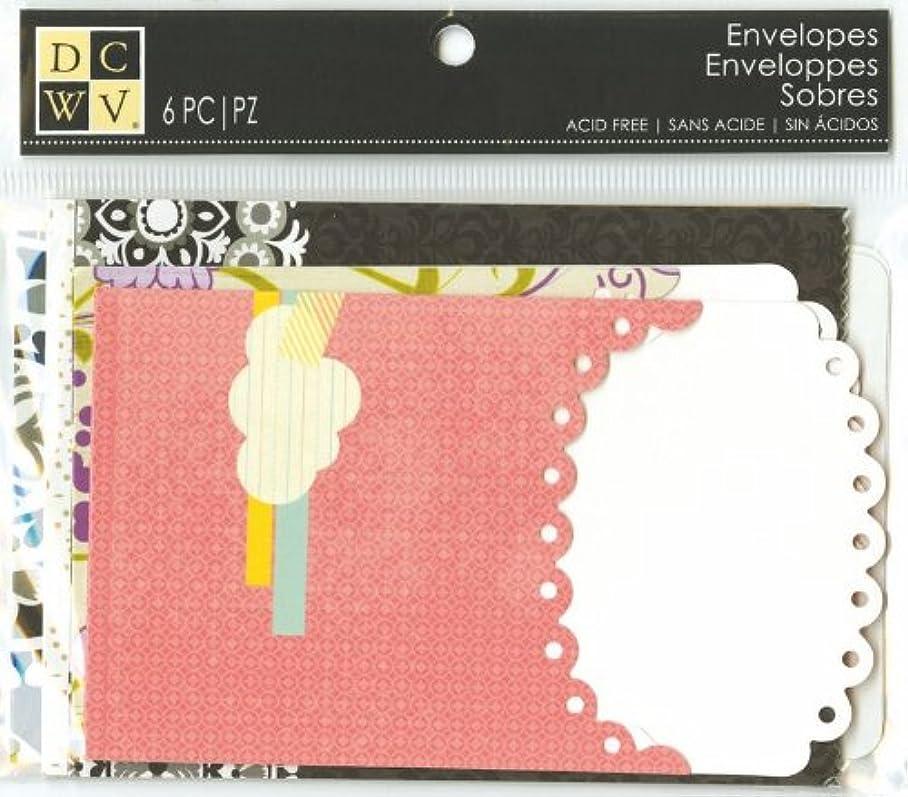 DCWV Assorted Printed Envelopes j888074243