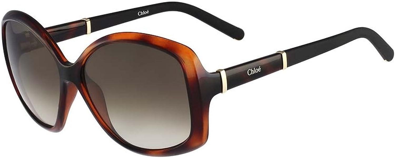 Chloe CE663S219 Tortoiseshell CE663S Sunglasses