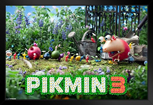 Pyramid America Pikmin 3 Nintendo Wii Real Time Estrategia Video Game Characters Alph Brittany Charlie vídeo Juego