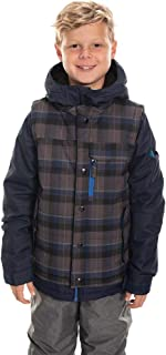 686 Boy's Scout Insulated Jacket - Waterproof Ski/Snowboard Winter Coat
