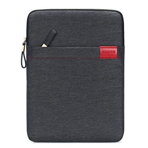 "DOMISO 10 Zoll Tablet Hülle Wasserdicht Sleeve Case Etui Laptop Tasche für 10.5\"" iPad Air/9.7\"" 10.5\"" 11\"" iPad Pro/Neu iPad 2017/Microsoft Surface Go/Lenovo Ideapad D330/Samsung Galaxy Tab S4, Schwarz"