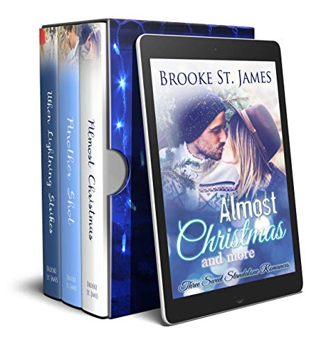 Almost Christmas and More: Three Sweet Standalone Romances