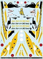 アシタのデカール 1/72 航空自衛隊 F-4EJ改 ファントムII301SQ F-4ファイナル「GO for it!」
