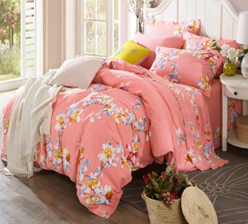 For Sale! HUROohj Cotton,The New Bedding Four Sets,European Style£¬Bedding Kits£¨ 4 Pcs£for Bed...