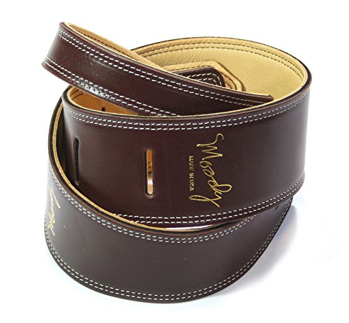 Moody Straps Leather-Leather 4.0 Std