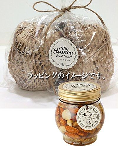 ナッツの蜂蜜漬け200g(A01:L(200g)×1個・簡易包装)