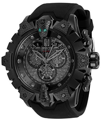 Invicta Reserve JT 52mm Venom Viper Master Calendar Ltd Edition Reloj cronógrafo de cuarzo suizo (32559)