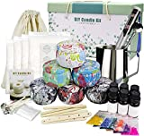 Candle Making Kit,Beeswax Scented Candles Supplies Arts and Crafts for Adults...