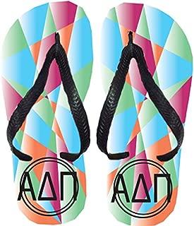 Alpha Delta Pi Flip Flops (Medium)