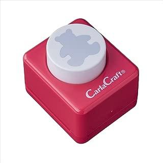 カール事務器 クラフトパンチ ミドルサイズ クマ CP-2