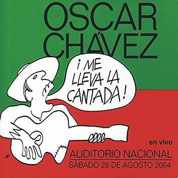 ¡Me Lleva la Cantada! en Vivo Desde el Auditorio Nacional