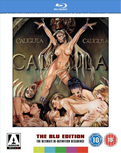 Caligula [Blu-ray + DVD] [1979] [Reino Unido] [Blu-ray]