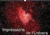 Impressions de l'Univers (Calendrier mural 2022 DIN A3 horizontal): Photos d'étoiles, de galaxies et de nébuleuses (Calendrier mensuel, 14 Pages )
