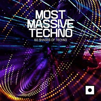 Most Massive Techno (50 Shades Of Techno)