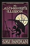 Image of The Alchemist's Illusion (An Accidental Alchemist Mystery, 4)