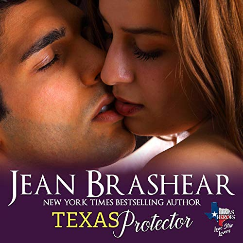 Texas Protector audiobook cover art