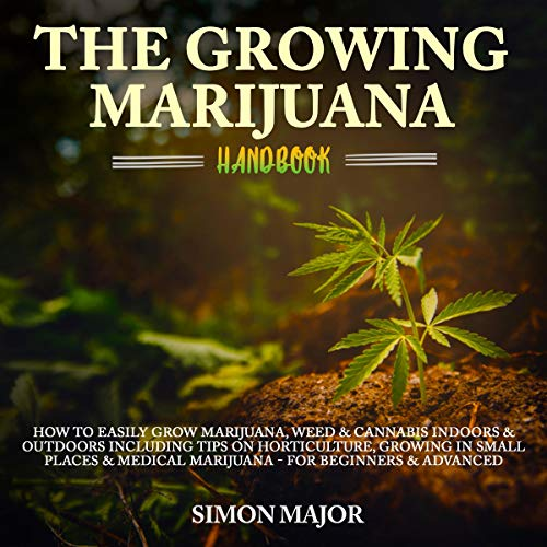 The Growing Marijuana Handbook cover art