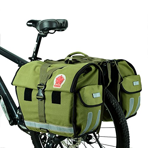 ArcEnCiel Water-Resistant Bicycle Carrier