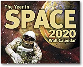 The Year in Space 2020 Wall Calendar, Large Format 14.5