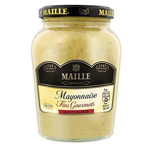 320g Mayonnaise Mesh für Gourmets - ( Einzelpreis ) - Maille mayonnaise fins gourmets 320g