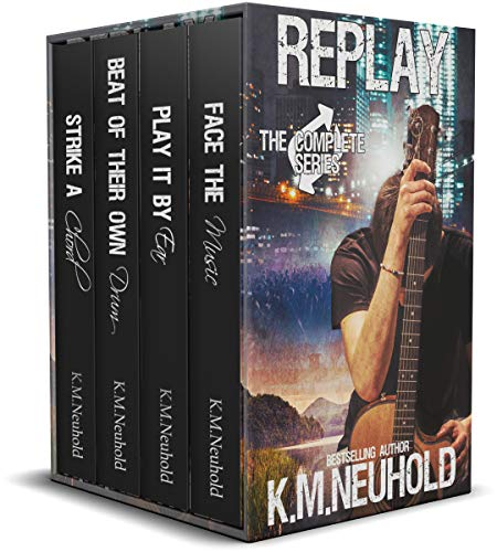 Replay: The Complete Series (English Edition)