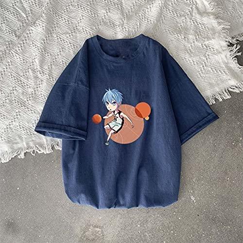 Shirt Kurokos T-shirt, Kurokos Tetsuya, Tetsuya Kurokos, Kurokos No Basket T-shirt, Nanas Anime Manga Shirt, Unisex Shirt, Fan