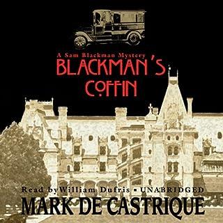 Blackman's Coffin audiobook cover art