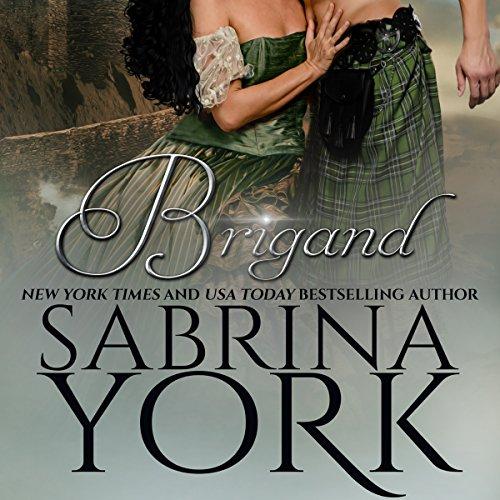 Brigand audiobook cover art