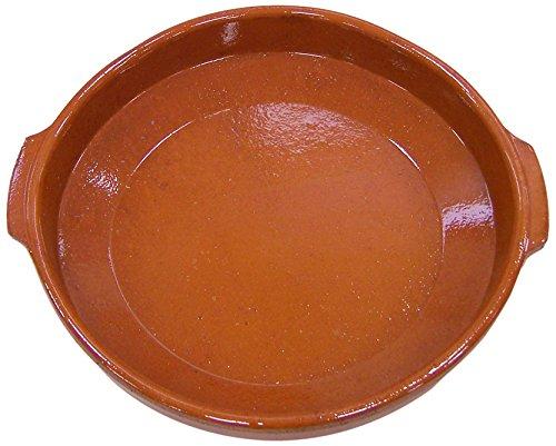 Fackelmann 5480128 - Cazuela Clasica para Cocinas de Gas y Horno, color Caramelo, 28cm