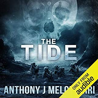 The Tide                   By:                                                                                                                                 Anthony Melchiorri                               Narrated by:                                                                                                                                 Ryan Kennard Burke                      Length: 9 hrs and 28 mins     850 ratings     Overall 4.3