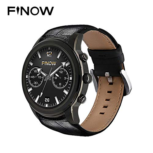 New Finow Smart Watch X5 Air Wearable Devices Android OS 2GB RAM 16G ROM Heart Rate Monitor Pedomete...