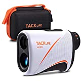 TACKLIFE Golf Laser Rangefinder for Golf & Hunting MLR02, 900 Yards Laser Distance Measuring, Type-C Charging, with High-Precision Flag Pin Locking Vibration Function