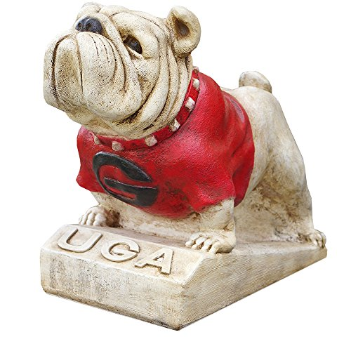 "Stone Mascots - University of Georgia Bulldog ""UGA"" College Stone Mascot image"