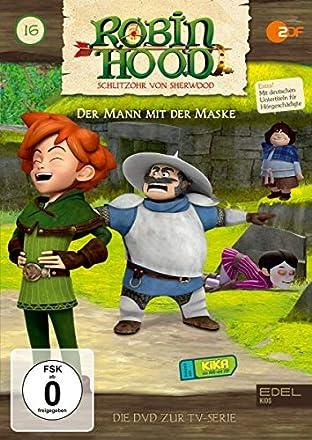 Robin Hood Schlitzohr Von Sherwood Episodenguide Fernsehserien De